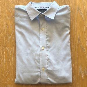 Banana Republic non-iron tailored slim fit shirt